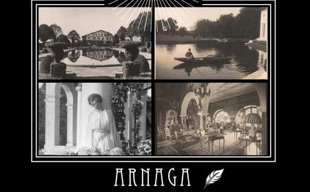 Belle époque Villa Arnaga Edmond Rostant -